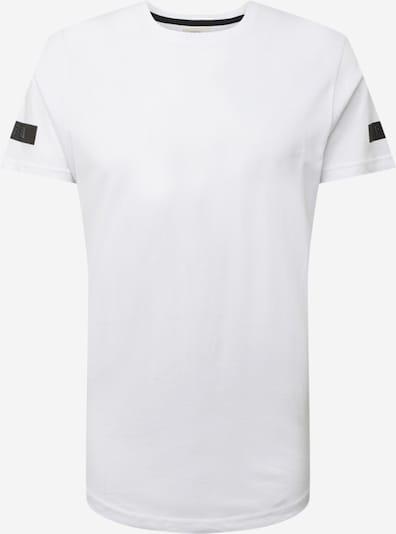 Redefined Rebel T-Shirt 'Zion' en noir / blanc, Vue avec produit