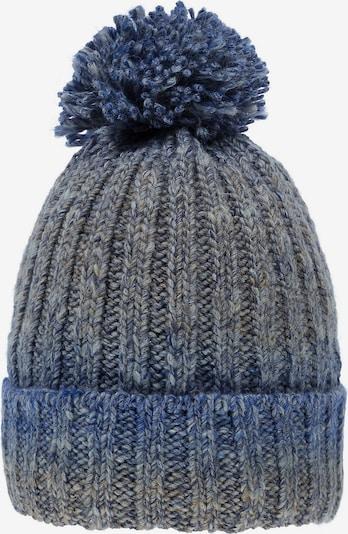 DÖLL Mütze in dunkelblau / grau, Produktansicht