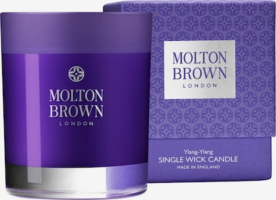 Molton Brown Kerze 'Ylang-Ylang Single Wick' in dunkellila, Produktansicht