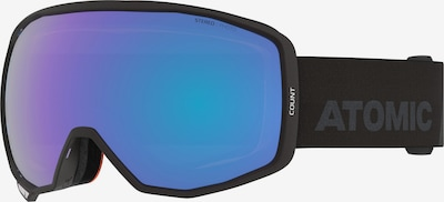 ATOMIC Skibrille 'COUNT PHOTO' in schwarz, Produktansicht