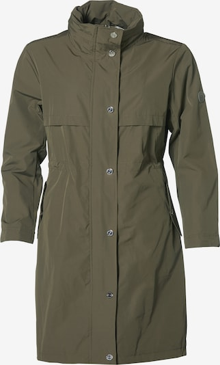 Danwear Mantel in khaki, Produktansicht