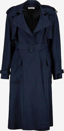 Lavard Mantel in tiefem Dunkelblau in dunkelblau, Produktansicht