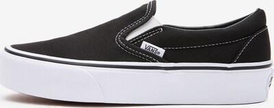 VANS Slip on 'UA Classic' en noir / blanc, Vue avec produit
