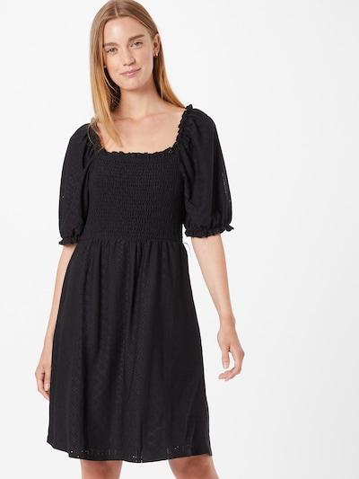 OBJECT Kleid 'RITTA' in schwarz, Modelansicht