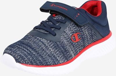 Champion Authentic Athletic Apparel Schuh 'SOFTY' in blau / rot / weiß, Produktansicht