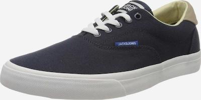 JACK & JONES Sneakers laag in de kleur Beige / Navy / Wit, Productweergave