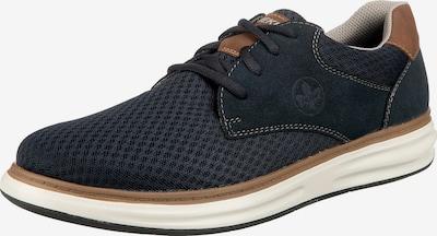 RIEKER B6313 Sneakers Low in dunkelblau, Produktansicht