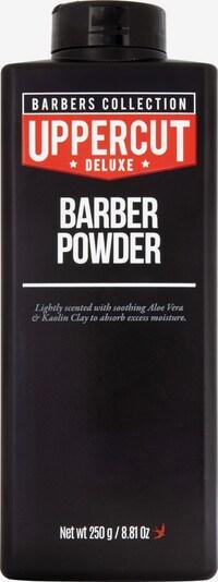 Uppercut Deluxe After Shave 'Barber Powder' in rot / schwarz / weiß, Produktansicht