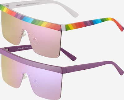 Ochelari de soare Mister Tee pe lila / mai multe culori, Vizualizare produs