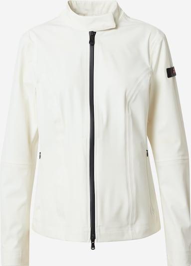 Peuterey Prijelazna jakna 'Fliers' u crna / bijela, Pregled proizvoda