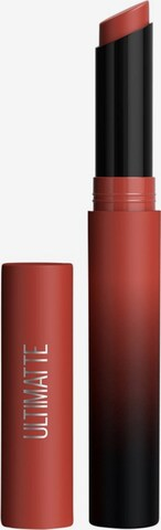 MAYBELLINE New York Lippenstift 'Color Sensational Ultimatte' in Orange