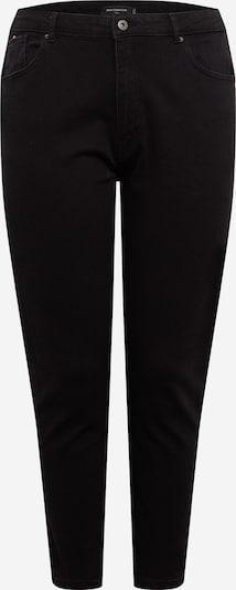 ONLY Carmakoma Jeans 'CARENEDA' in black denim, Produktansicht