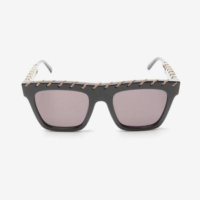 Stella McCartney Sonnenbrille in One Size in gold / schwarz, Produktansicht