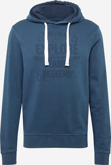 TOM TAILOR Majica | temno modra barva, Prikaz izdelka