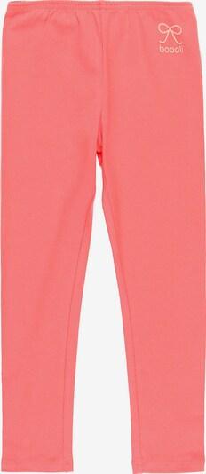 Boboli Leggings in pink / weiß, Produktansicht