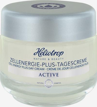 Heliotrop Tagescreme 'Active Zellenergie-Plus' in silber / weiß, Produktansicht