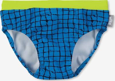 STERNTALER Maillot de bain en bleu / bleu foncé / vert, Vue avec produit