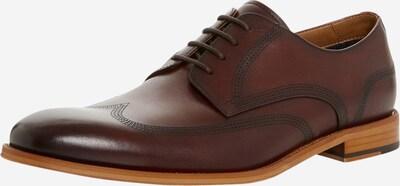 Pantofi cu șireturi 'SANCTUARY' Dune LONDON pe maro castaniu / bordeaux, Vizualizare produs