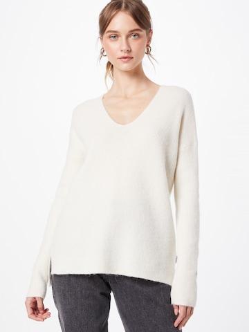 Calvin Klein Sweater in White