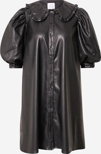 Rochie tip bluză 'Lovely' Line of Oslo pe negru, Vizualizare produs