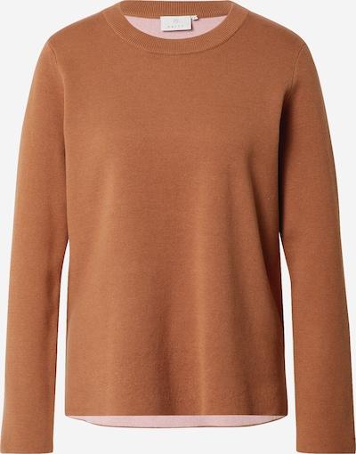 Kaffe Sweater 'Barbro' in Brown, Item view