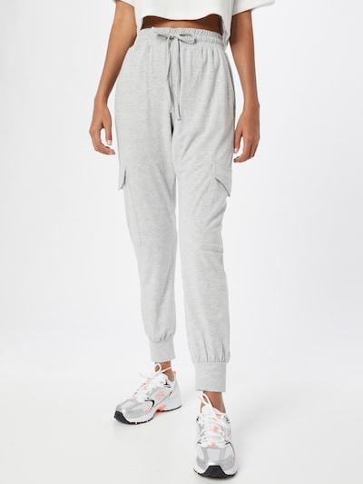 Kaffe Cargo Pants 'Siggi Linda' in Grey, View model