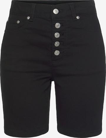 BUFFALO Jeans in Zwart