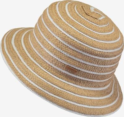 Barts Hut in beige / weiß, Produktansicht