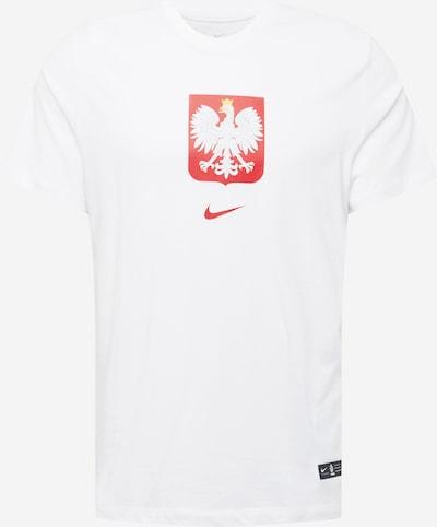 NIKE Trykot 'Poland' w kolorze żółty / czerwony / białym, Podgląd produktu