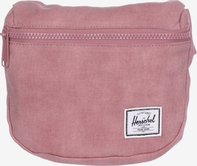 Herschel Gürteltasche in pink: Frontalansicht