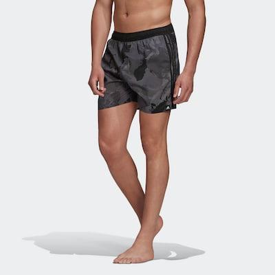 ADIDAS PERFORMANCE Sportzwembroek in de kleur Zwart: Vooraanzicht
