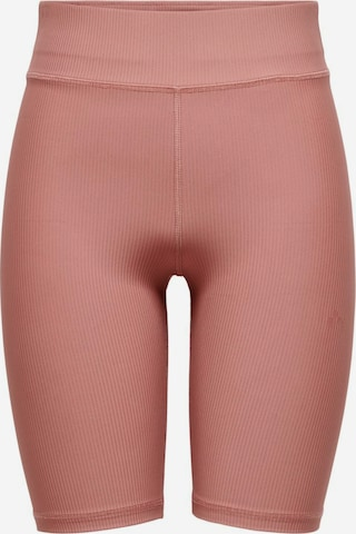 ONLY PLAY Sportsbukser i rosa
