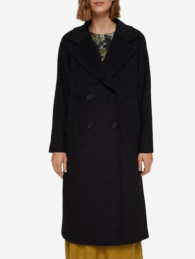 Esprit Collection Mantel in schwarz, Modelansicht