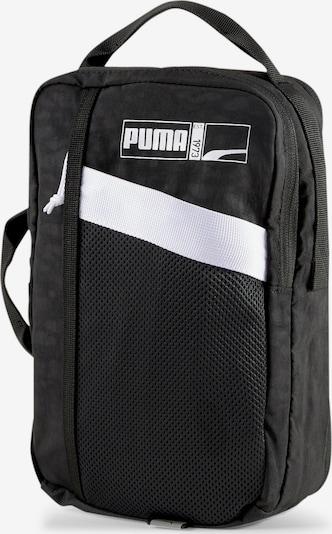 PUMA Sporttasche 'Stadium' in schwarz / weiß, Produktansicht