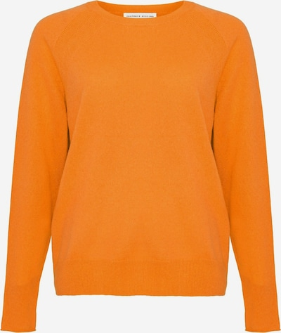 Cashmere Stories Pullover in dunkelorange, Produktansicht