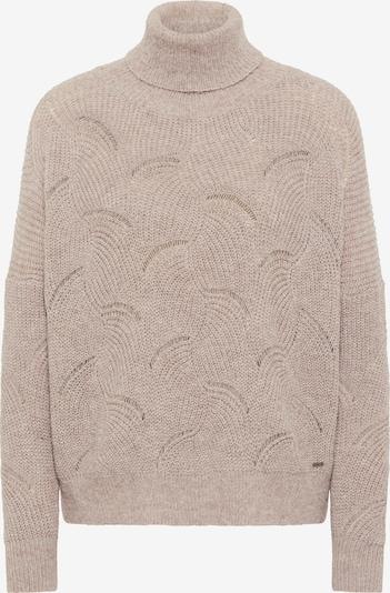 DreiMaster Vintage Pullover in greige, Produktansicht