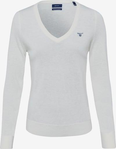 GANT Pullover in wollweiß, Produktansicht