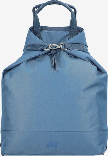 JOST Rucksack 'Bergen' in blue denim, Produktansicht