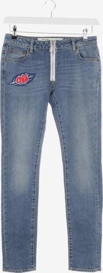 Off-White Jeans in 28 in hellblau, Produktansicht