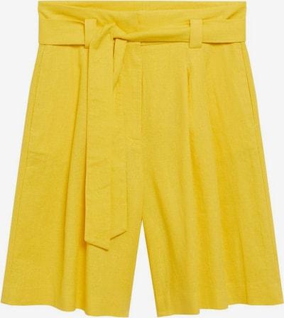 MANGO Bermudas 'Laci' in gelb, Produktansicht