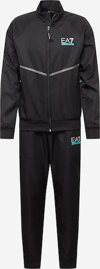 EA7 Emporio Armani Joggingová súprava - tyrkysová / čierna / biela, Produkt