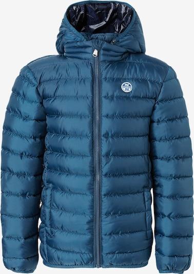 North Sails Winterjas 'Skye' in de kleur Blauw, Productweergave