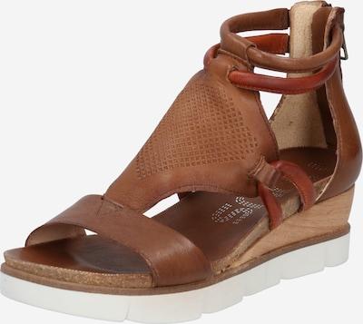 MJUS Sandale 'TAPASITA' in cognac, Produktansicht
