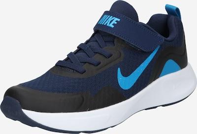 Nike Sportswear Sneaker in navy / himmelblau / schwarz, Produktansicht