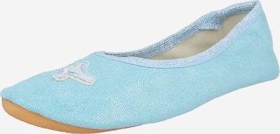 BECK Baleríny 'Ice Dance' - svetlomodrá / strieborná, Produkt