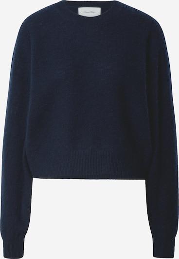 AMERICAN VINTAGE Pullover 'Koptown' in nachtblau, Produktansicht