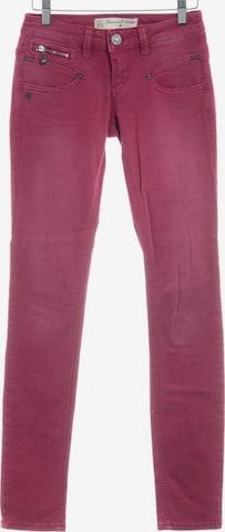 FREEMAN T. PORTER Pants in XS-XL in Red