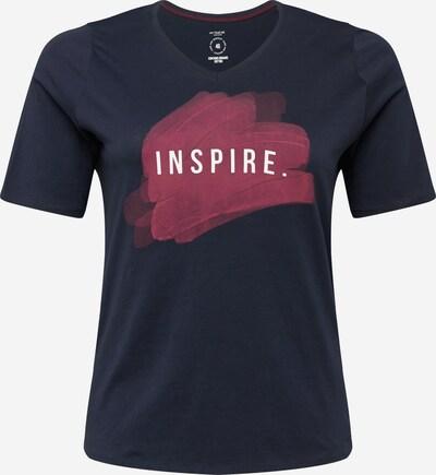 MY TRUE ME T-Shirt in nachtblau, Produktansicht