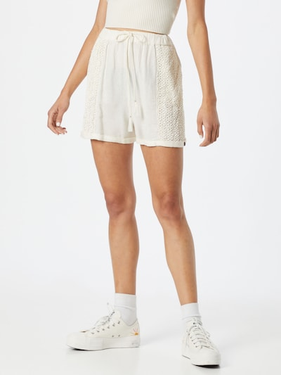 Superdry Pants in White, View model