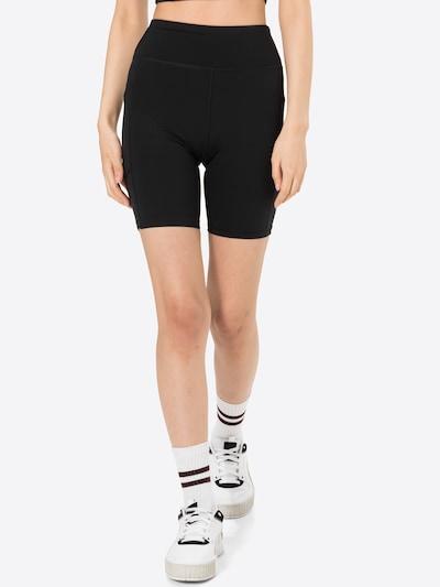 American Eagle Shorts in schwarz, Modelansicht